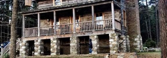 Dream Rental House Tour: Eagles Nest at High Falls