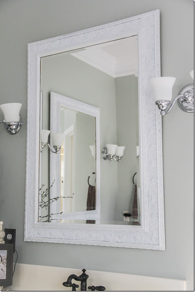 Master Bathroom Makeover- so pretty!-11