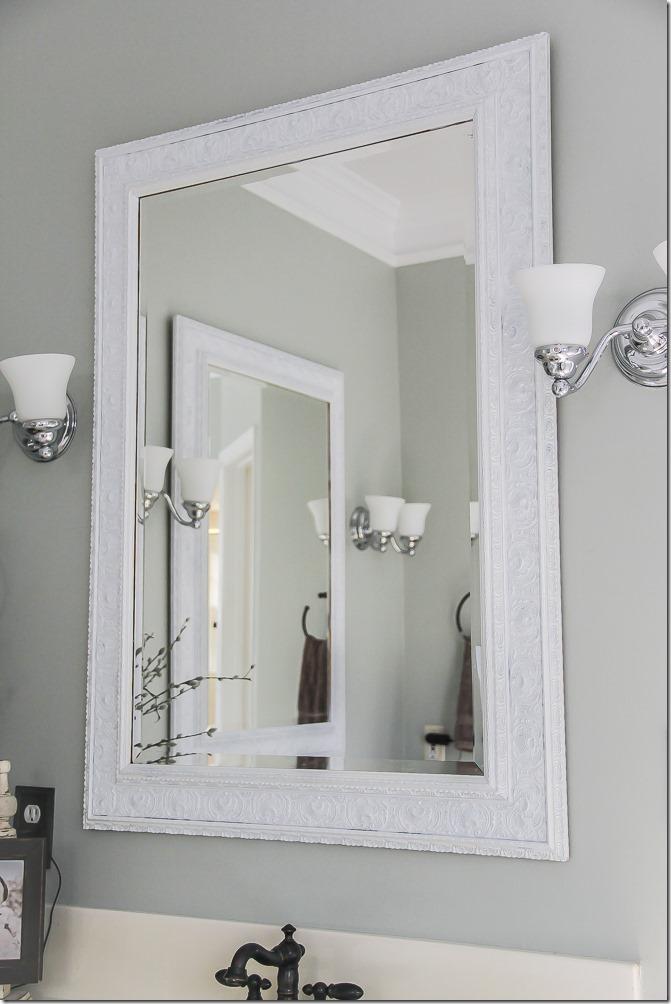 Master Bathroom Makeover- so pretty!-11