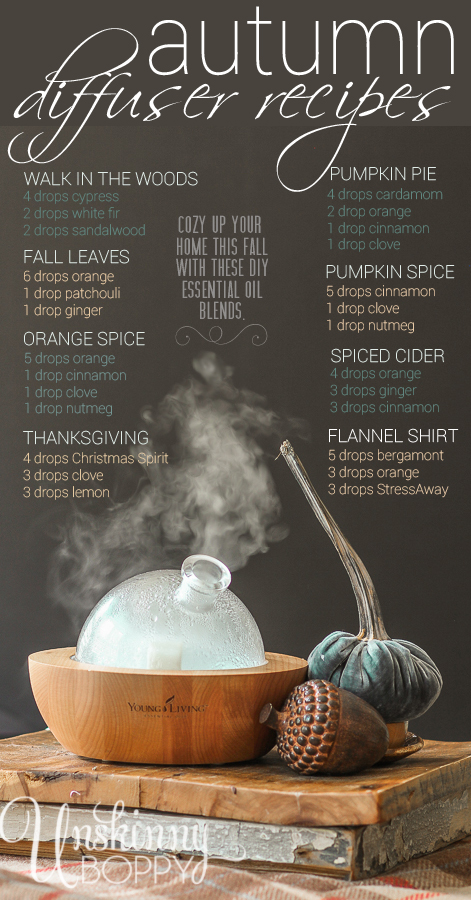 autumn diffuser recipes copy
