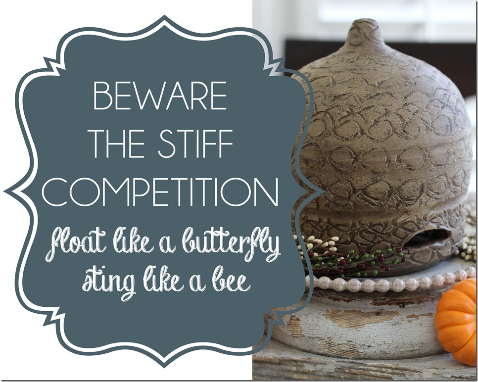 #1Beware the competition copy