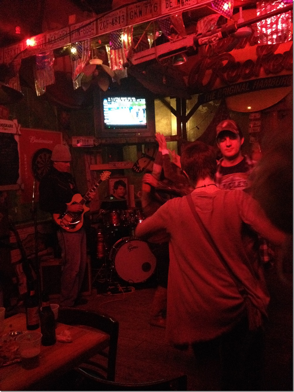 The nightlife in Tybee Island, Georgia is casual and fun. Grab a drink with the locals at a bar near your hotel and enjoy some live music and good stories.
