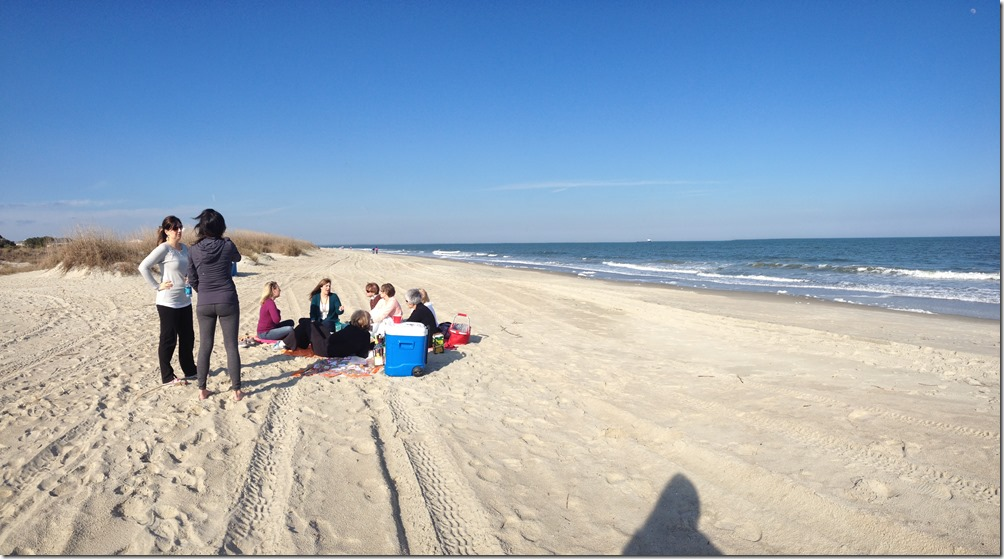 Having a beach picnic during your stay in Tybee Island, Georgia is a must. With so much gorgeous shoreline, you have to take advantage of it!