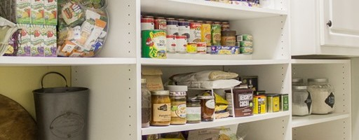 Five Easy Ways to Organize your Pantry