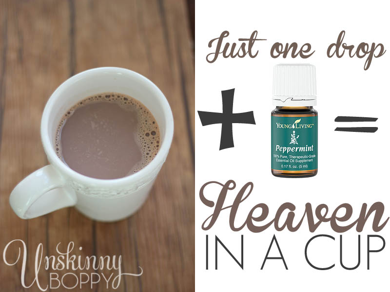 The secret to perfect homemade hot chocolate - Unskinny Boppy