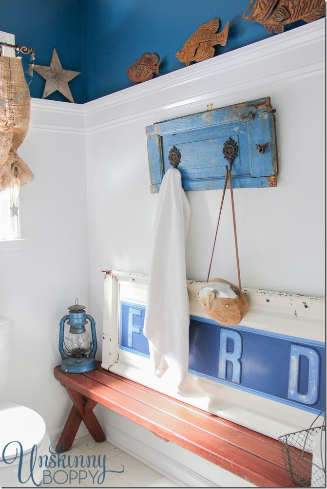 Rustic Boys Bathroom Makeover-3
