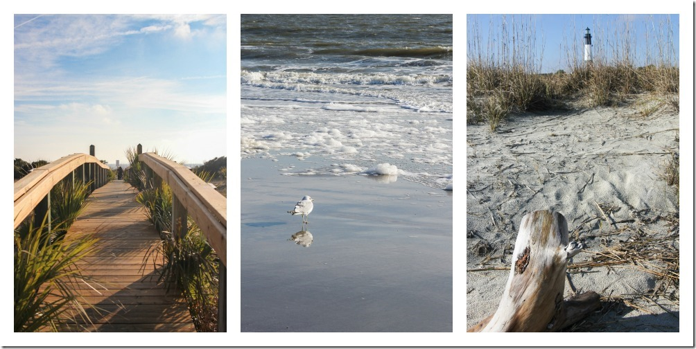 Tybee Island Beach - beautiful bridges, coastline, and stunning sights.