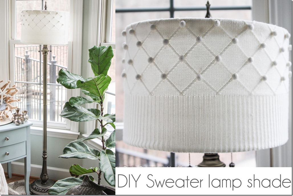 sweater lamp