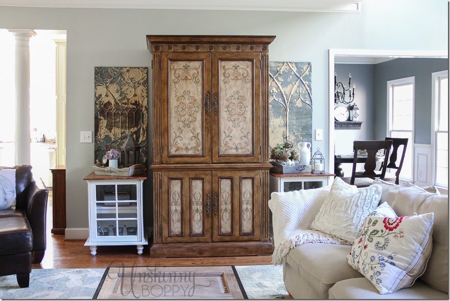 ... Lazy Girl's Timesaving Tips for Decorating End Tables - Unskinny Boppy
