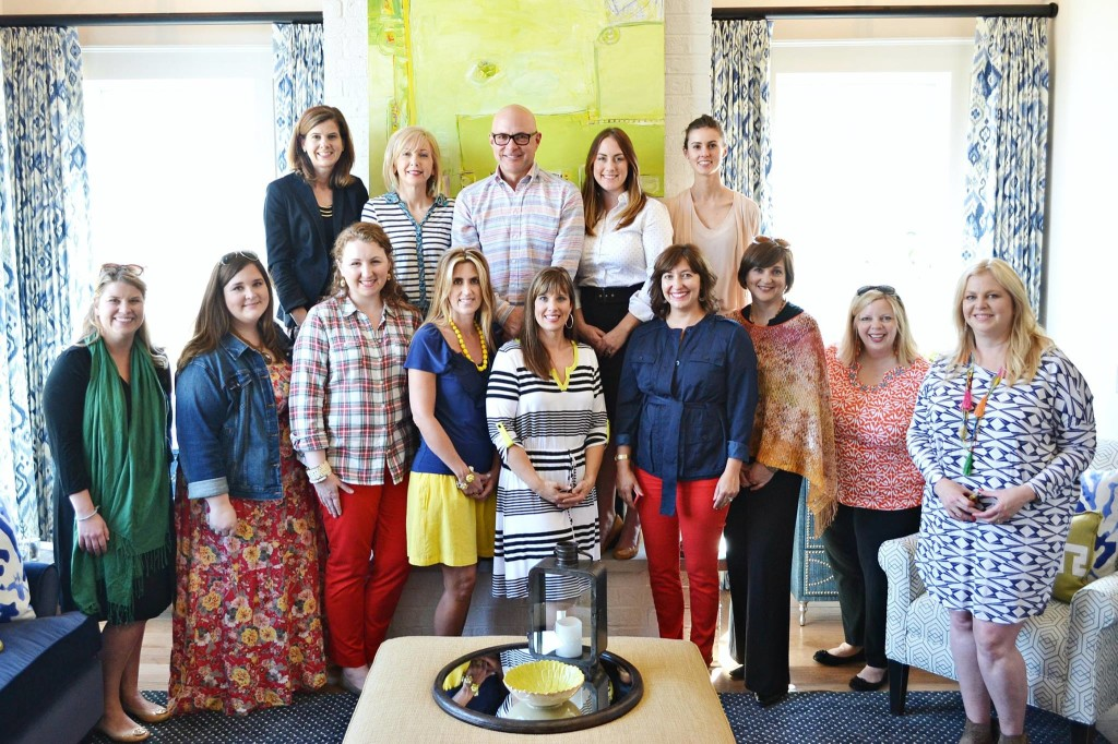 Home Bloggers at HGTV event
