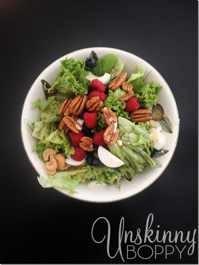 Balsamic Lemon Vinaigrette recipe-2