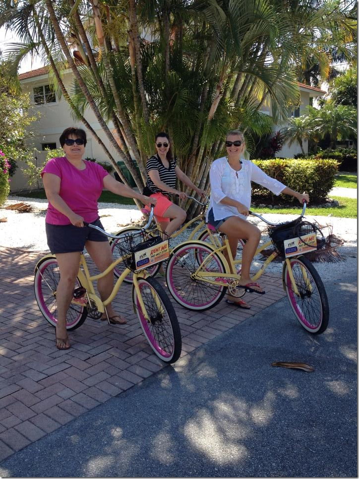 Bike Rentals on Anna Maria Island
