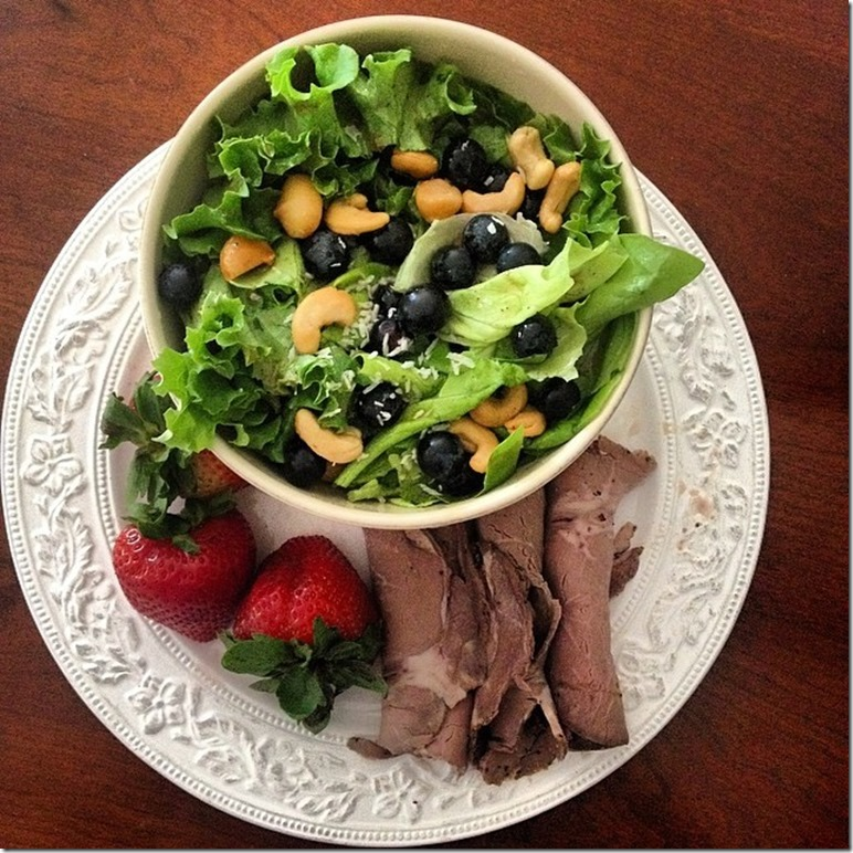 whole30 salad and lunch ideas