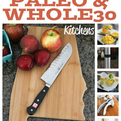 Ten Best Gadgets for Whole30 and Paleo Kitchens