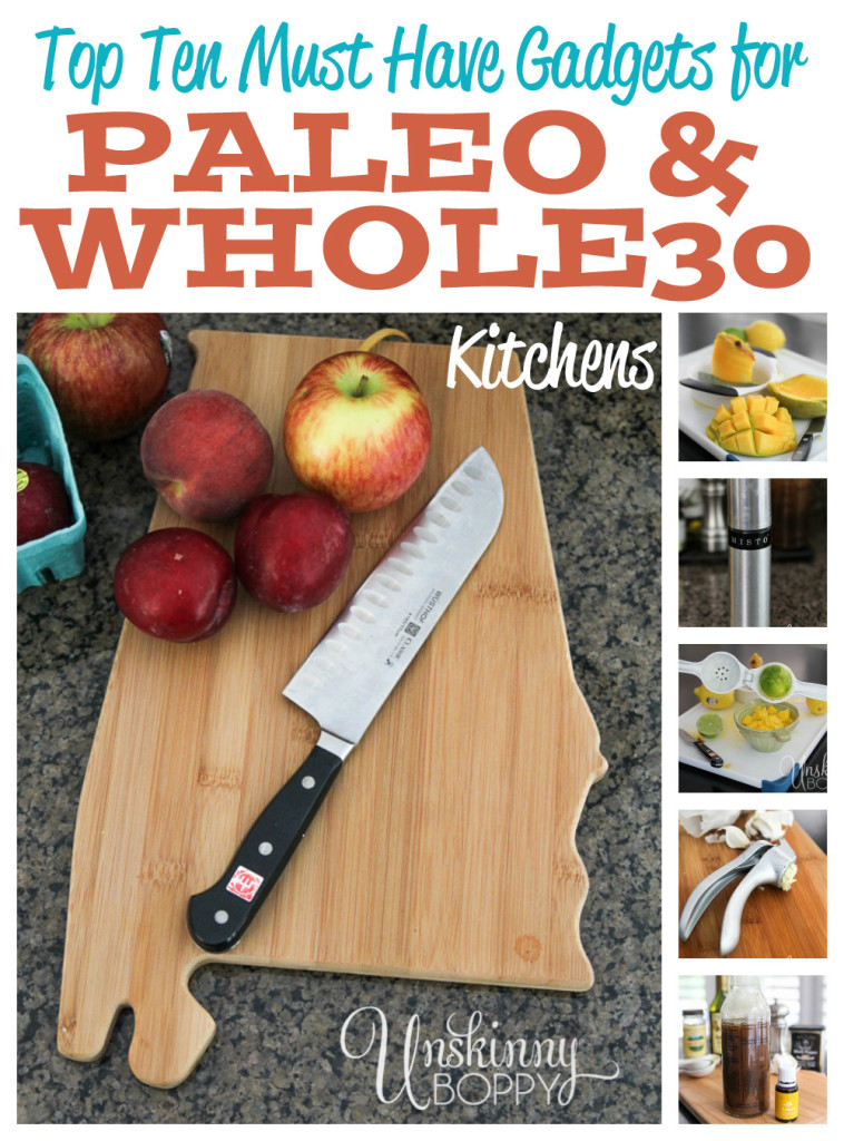 Must Have Kitchen gadgets for Whole30 Diet