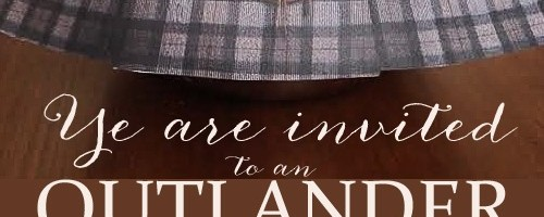 Ye are invited to an Outlander Premier party