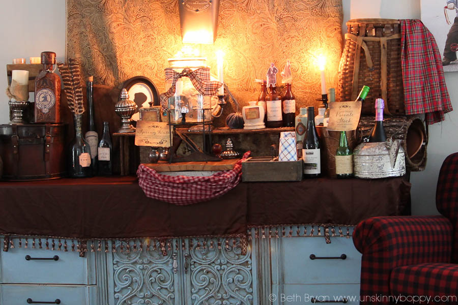 Decorating ideas for an Outlander Premier Party