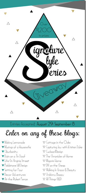 Style giveaway