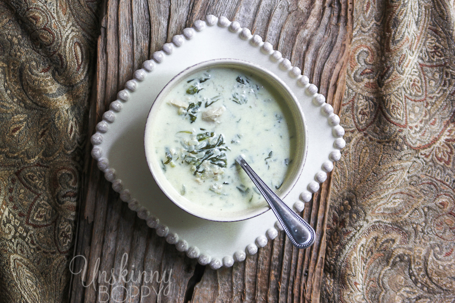 The Best Homemade Chicken and Wild Rice Soup Recipe
