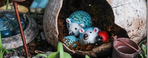 Super Cute & Unique Fairy Garden Ideas