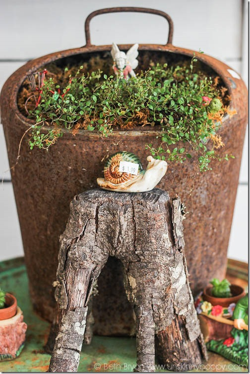 Amazing Fairy Garden Ideas-16