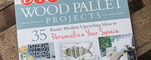 New Favorite: DIY Wood Pallet Projects
