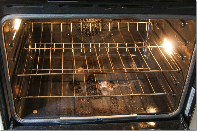 How to clean your oven-1