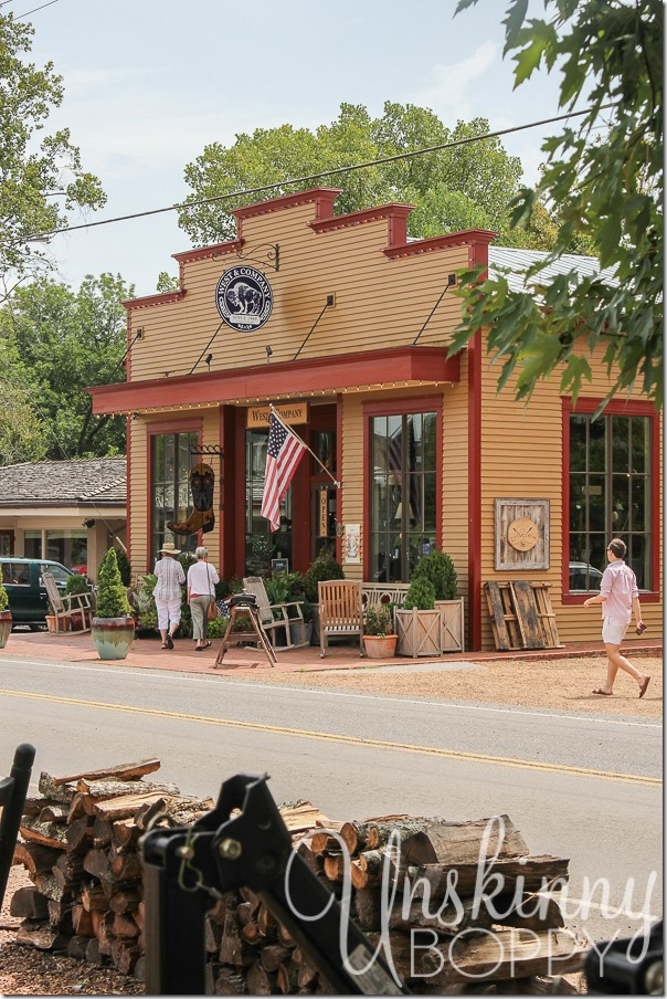 Cute shops in Franklin, TN