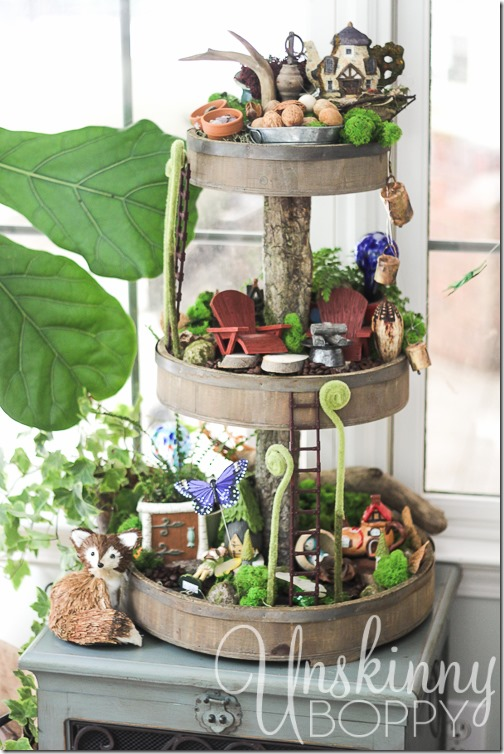 10 unique fairy garden containers : creative gift ideas u0026 news at catching fireflies