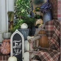 Mum-Free Fall Outdoor Decorating Ideas