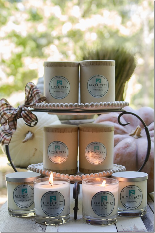 River City Candles Fall Scents-7