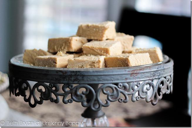 or maybe Granny's Peanut Butter Fudge ?