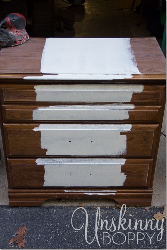How to paint stripes on furniture-3