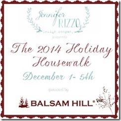 Jen Rizzo's Holiday Housewalk