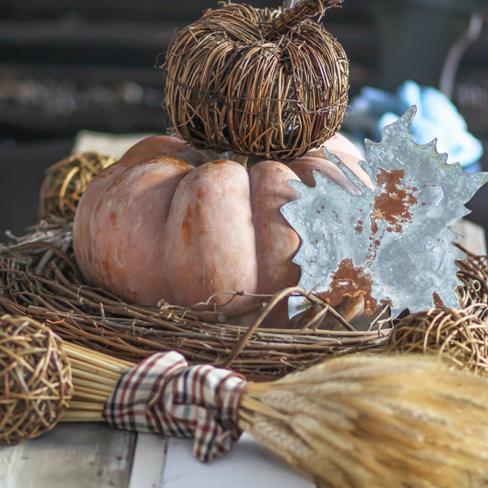 Thanksgiving- Fall Tablescape