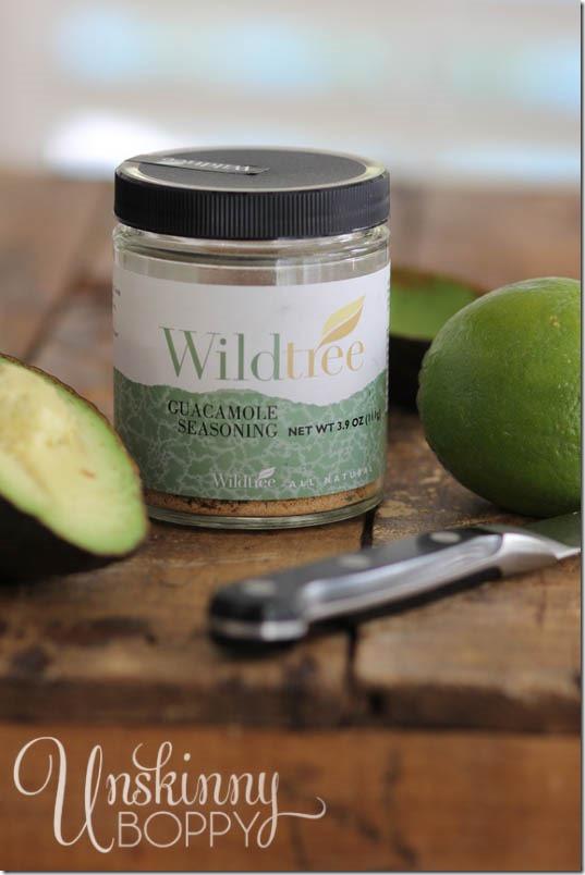 Wildtree Guacamole Mix