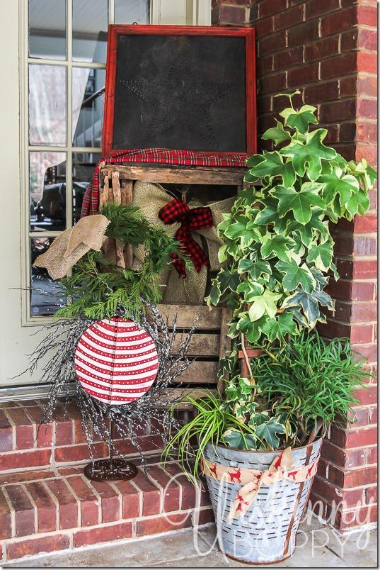 Christmas Porch decorating ideas-10