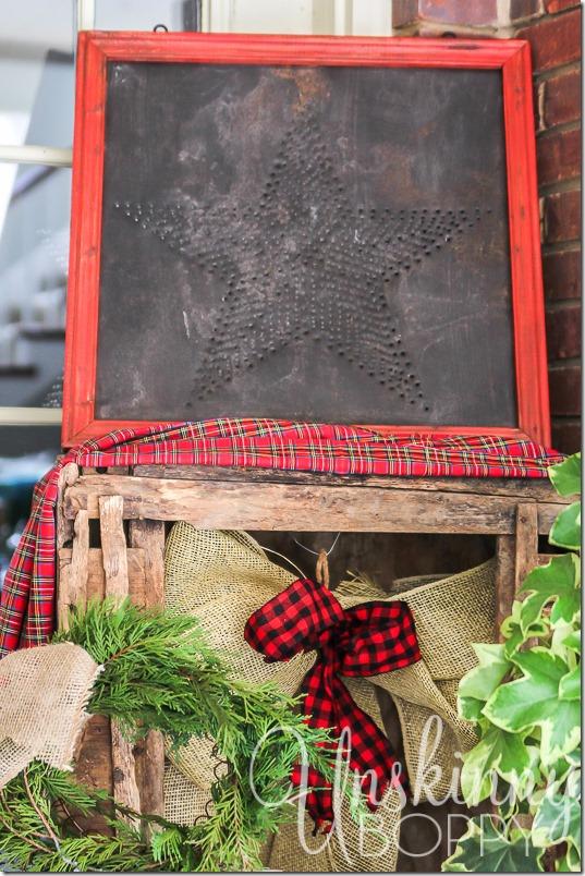 Christmas Porch decorating ideas-14