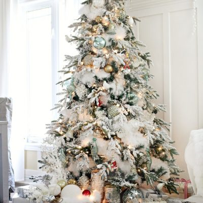 Holiday Home Tour Grand Finale: {Craftberry Bush}