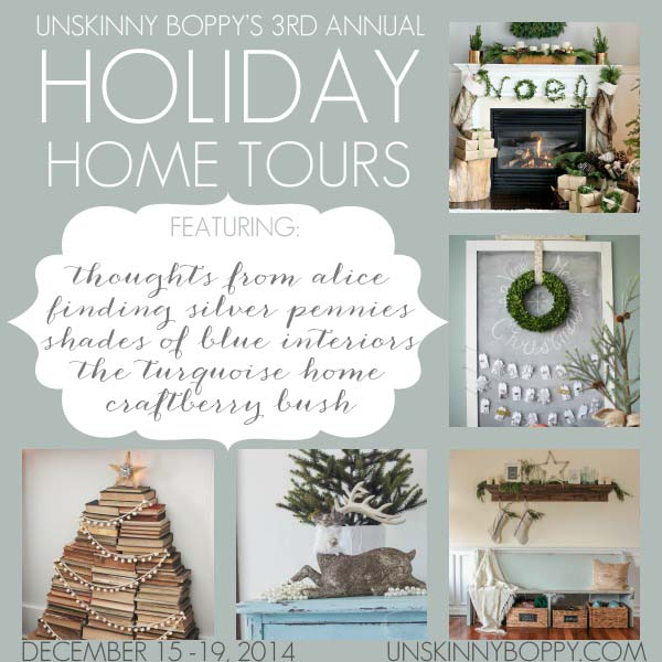 Holiday Home Tour Button