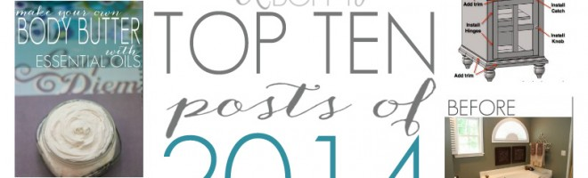 Best of 2014: Top 10 posts of the Year