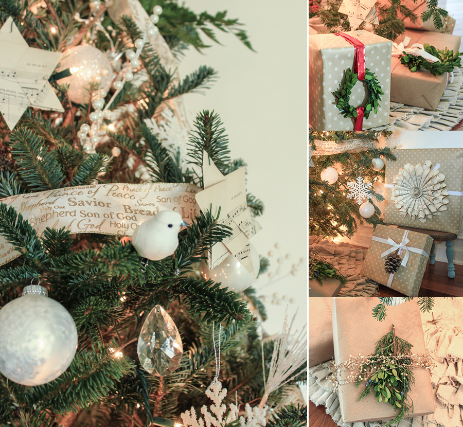 Tree and Gifts