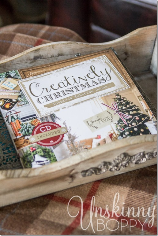 Creatively Christmas book by Jen Rizzo