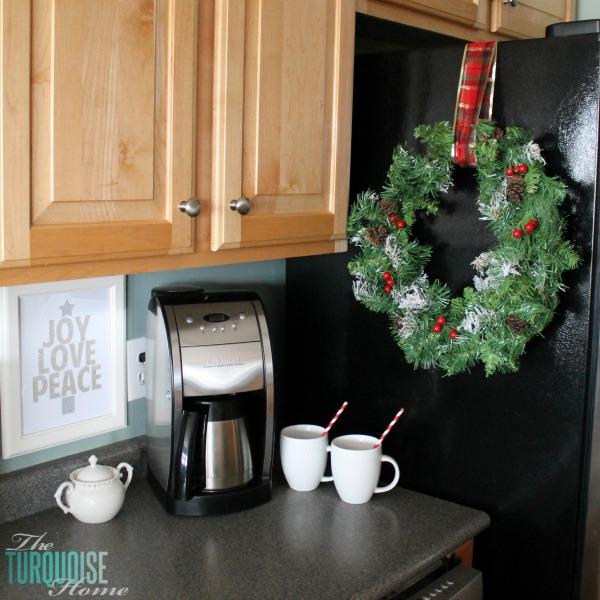 christmas-coffee-station