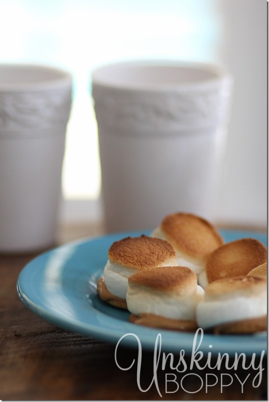 Toasted peanut butter marshmallows-4