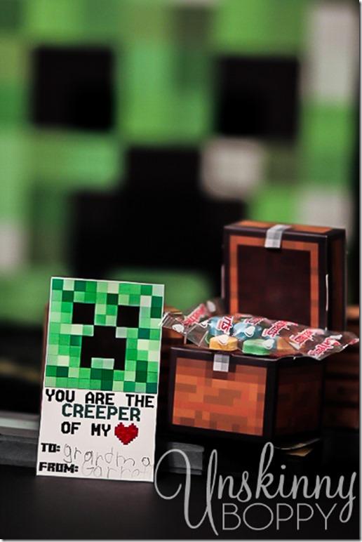 free minecraft valentine-2