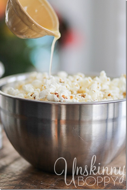 How to make Homemade popcorn-3