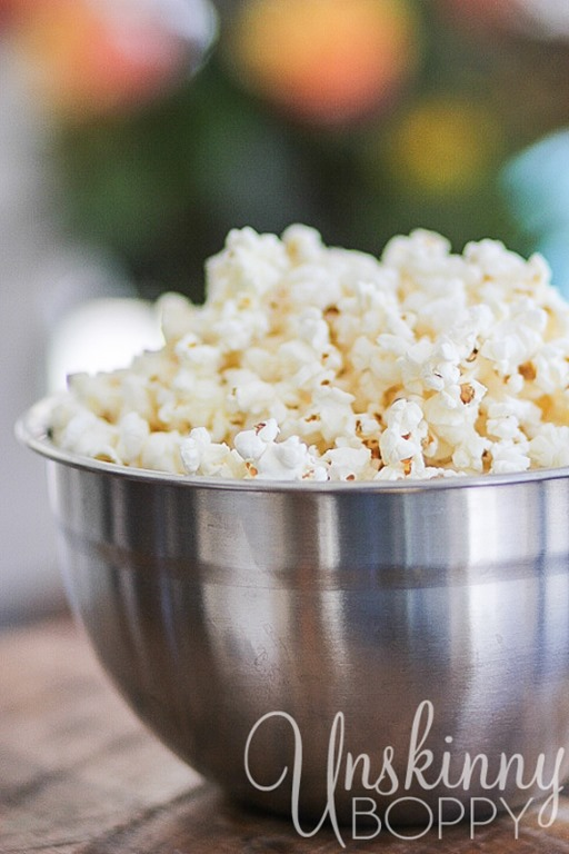 how to make perfect popcorn in a pot