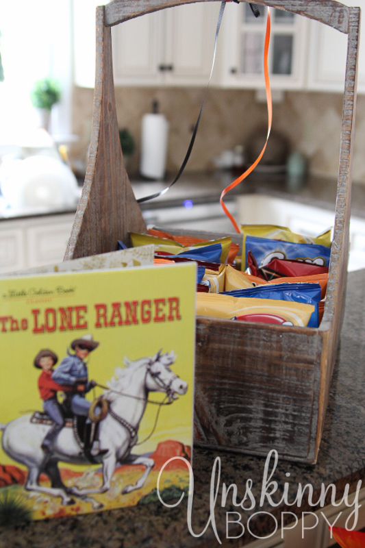 Lone ranger birthday party-21