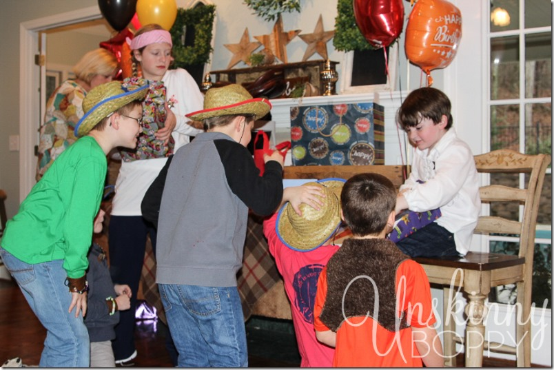Lone ranger birthday party-33